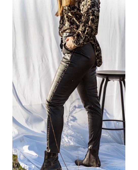 Pantalon Simili Florence...
